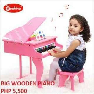 Wooden Piano Organ
