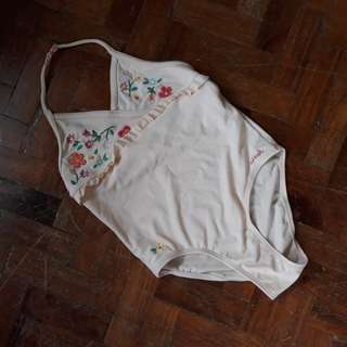Oshkosh swimsuit (size6)