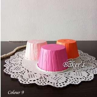 Cupcake cup / Cupcake mold / Baking Cup ( 21pcs )