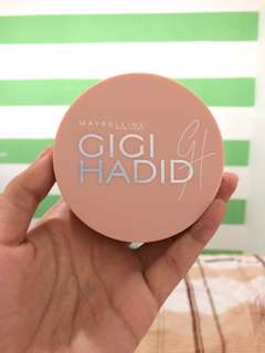 Maybellind gigi hadid cushion