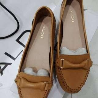Sepatu Aldo Brown Ori