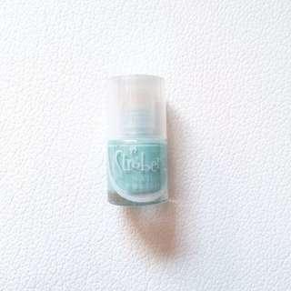 Mint Blue Nail Polish