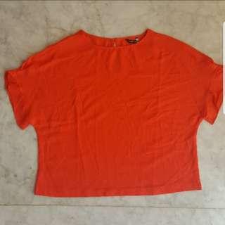 Berry orange top