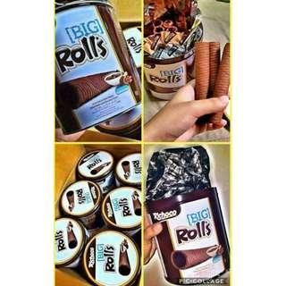 big rolls