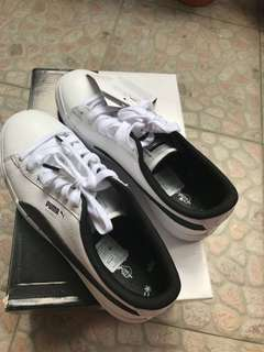 AUTHENTIC PUMA X BTS COURT STAR SNEAKERS