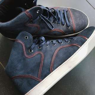 Preloved Lanvin Sneakers for Men!