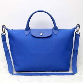 Longchamp Neo - Royal Blue (M)
