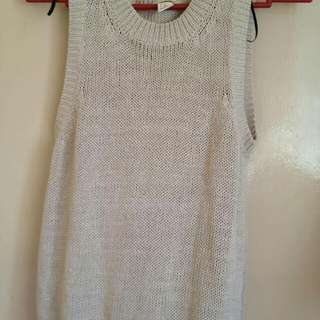 Authentic H&M knitted top