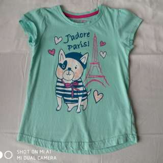 Girl T-shirt Primark ( Young Dimension)