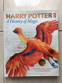 Harry Potter, A History of Magic