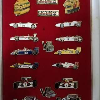F1 special badge