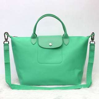 Longchamp Neo - Mint (M)