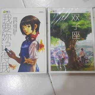 Chinese teen novels