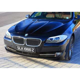 BMW F10 Front Bumper, Side Skirts and Fenders