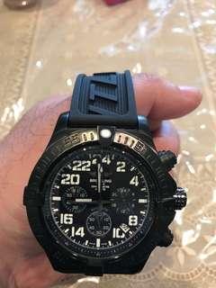 Breitling chrono watch