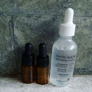 NATURAL PASIFIC PHYTO NIACIN WHITENING ESSENCE