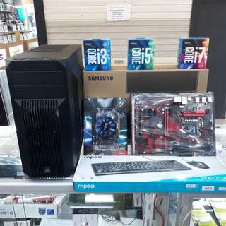 PC Rakitan Komputer Paket Gaming dan Design II