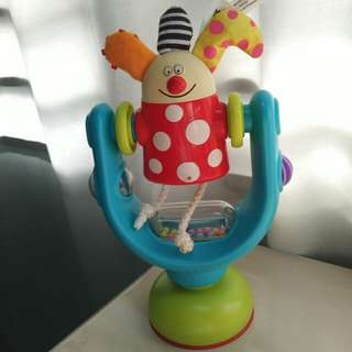 TAFtoys Kooky High Chair Toy with Suction