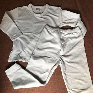 Thermal wear for Kids(Powder Blue)