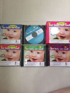 Your baby can read VCD