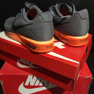 PRELOVED NIKE AIRMAX SEQUENT