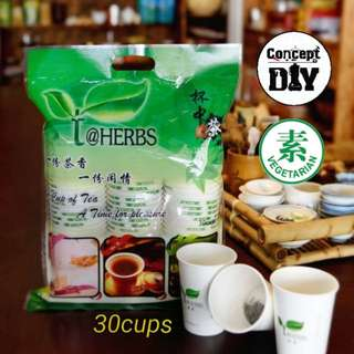 T Herbs Cup Tea (Combo Set)