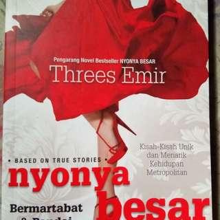 Nyonya Besar (based on true story)