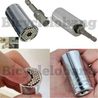Universal Gator Socket Grip Multi-Function A Hand Tool Set Repair Kit Screwdriver Wrench Adapter Multi Car Hand Tools
