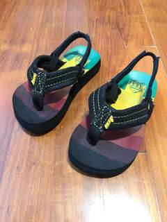 Reef Rasta Toddler Sandal