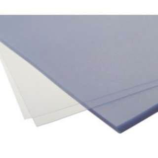 A3 clear pvc sheets 0.5mm thickness for architectural model making