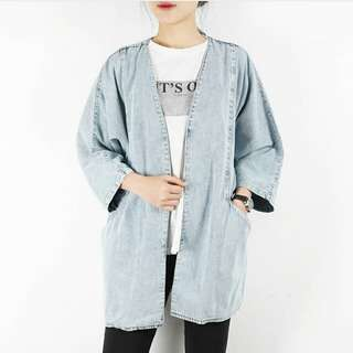 Vipert Denim Outer