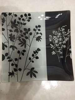 DESIGN PLATE (Glass)