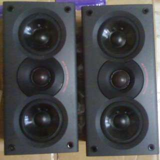 ONKYO D-80 (pair, multi purpose speakers)
