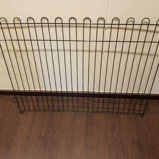 Dogs play pen