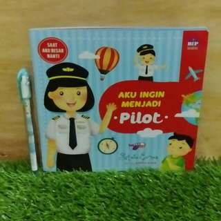 Seri Profesi Pilot