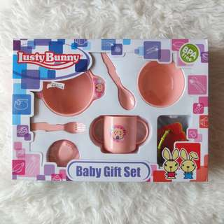 Lusty Bunny Baby Gift Set