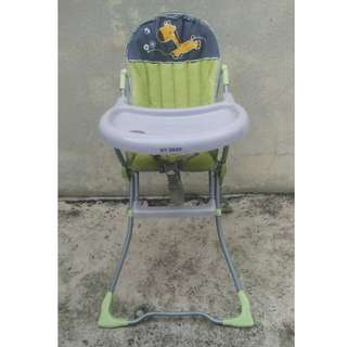 Baby chair My Dear (Apple Green) (L56 x D76 x H98 cm) * L12 B