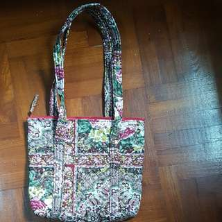 BN Quilt Tote Bag