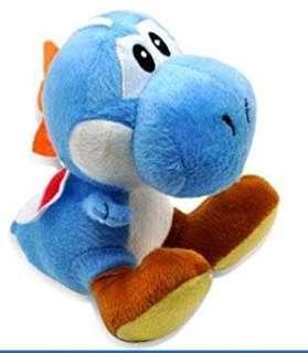 Yoshi Blue Nintendo Super Mario Bros.
