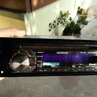 Radio cd mp3 usb kenwood