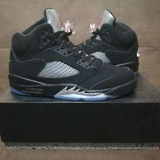 Jordan 5 Metalic (Size11)