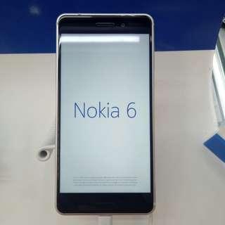 Nokia 6 Promo Cicilan 0,99%
