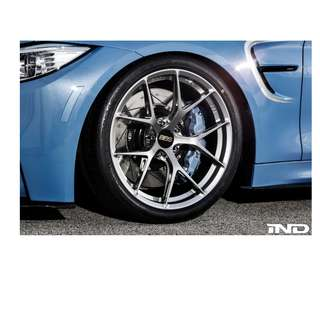 18 inch SPORT RIM BBS V SPOKE PERFORMANCE BMW f10 f30