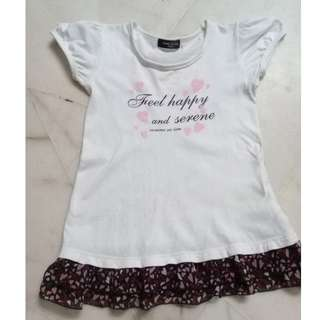 3 years Girl Dress / Girl Top / Girl Blouse