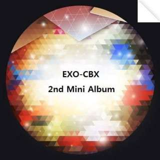 EXO-CBX 2nd Mini Album