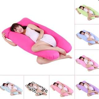 U Shaped Full Pregnancy Support Pillow