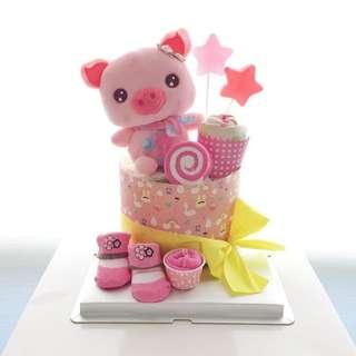 Ready-made Diaper cake