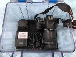 Canon Camera EOS650D