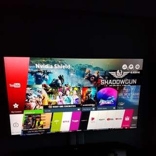 LG Super Ultra 4K Smart LED Tv