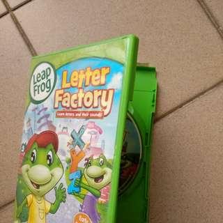 Letter factory DVD